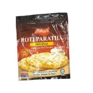 Tisha's Roti Paratha Original 450g