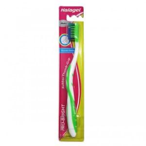 Halagel Toothbrush Pro-Bright Medium