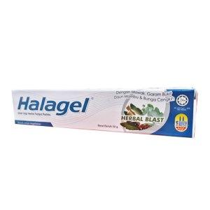 Halalgel Ubat Gigi