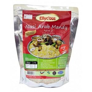nasi arab mandy ellycious 470g