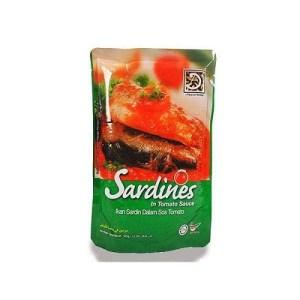 sardin viral tomato 425g
