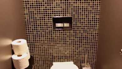 صورة خطر الإستعمال السيء للمرحاض