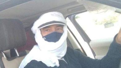 صورة اختفاء حساب ولد عبدالعزيز على الفيس بوك