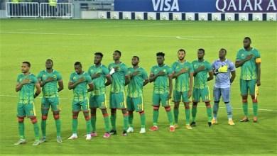 صورة تأهل المنتخب الوطني لدوري المجموعات بعد فوزه على اليمن