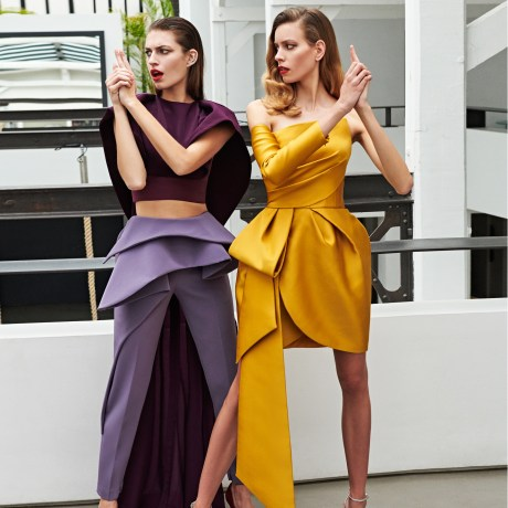 Look 12 | Short Dress