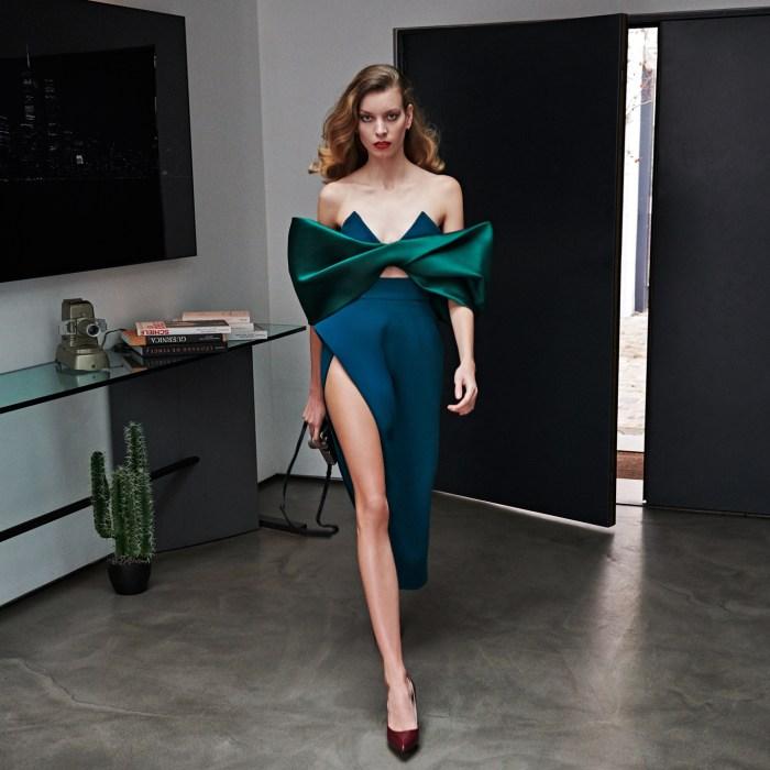 Look 8   Long Dress