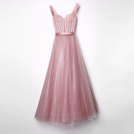 Look 27 - Long dress