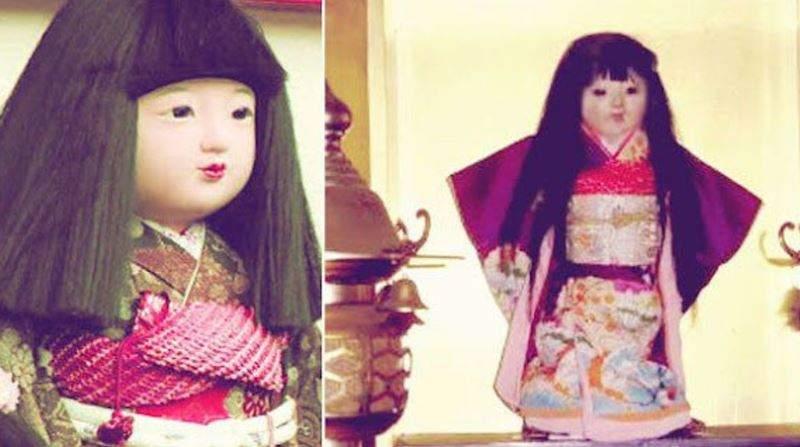 okiku cursed doll