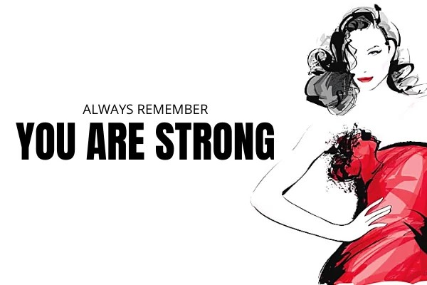 You Believe You Matter - YOU ARE STRONG
