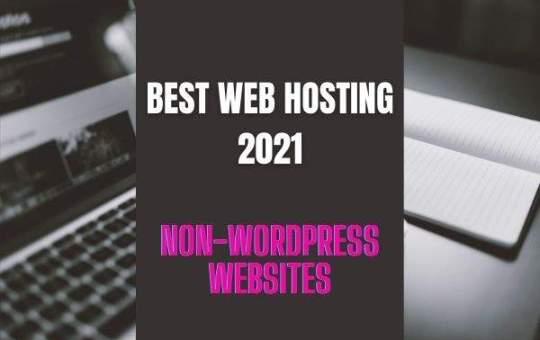 Best Web Hosting 2021
