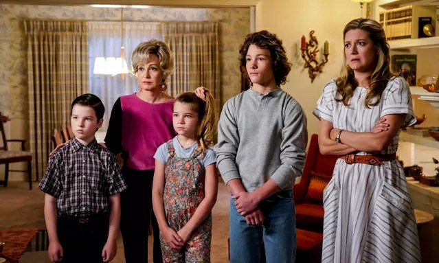 Index of Young Sheldon