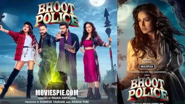 Index of Bhoot Police(2021)