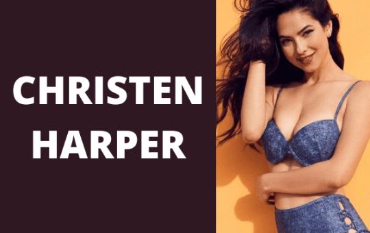 Christen Harper