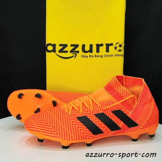 adidas Nemeziz 18.3 FG - Giày đá bóng adidas chính hãng - Azzurro
