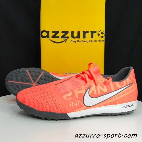 Nike Zoom Phantom VNM Pro TF - Giày đá bóng chính hãng - Azzurro