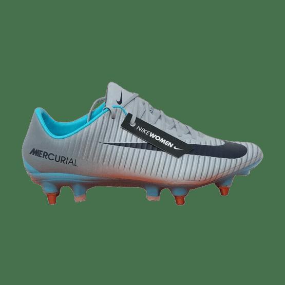 Nike Mercurial Vapor XI SG Pro - Giày đá banh Nike chính hãng - Azzurro