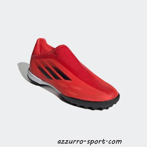 adidas X SpeedFlow.3 Laceless TF - Giày đá bóng adidas chính hãng giá tốt - Azzurro Sport