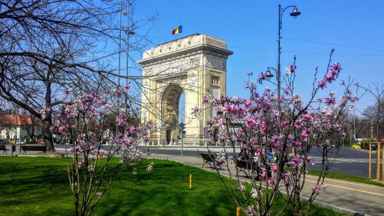 Arch of Triumph - Bucharest private car tour | Romania custom tours