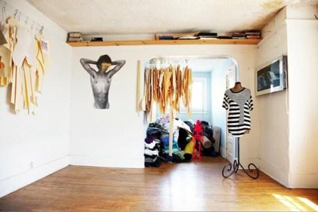 Foto de la casa del diseñador Brian Lichtenberg desde The Selby