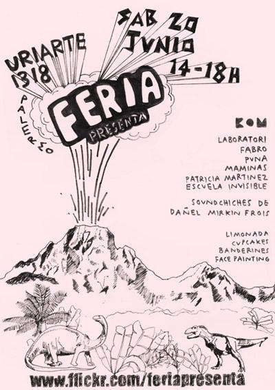 Imagen del Flyer de la Feria