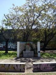 Capilla en la plaza de Matienzo y Conesa