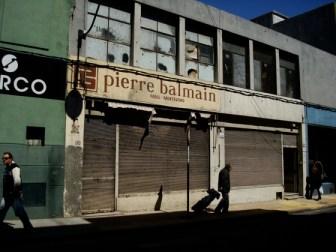 Tienda Pierre Balmain en Ciudad Vieja