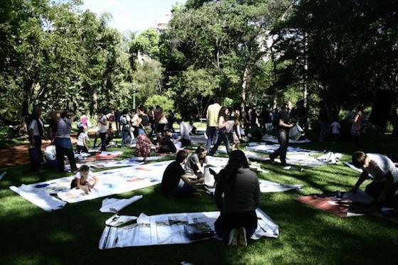 Workshop de la marca Baumm en el Festival Sustentable