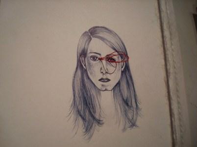 Obra de Tamara Villoslada en la muestra
