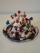 Torta de cumpleaños por primer aniversario de SAPO