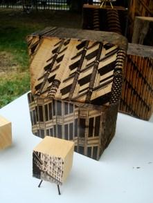 Fotos sobre pedazos de madera, Scraptones (Scraptones.Etsy.com)