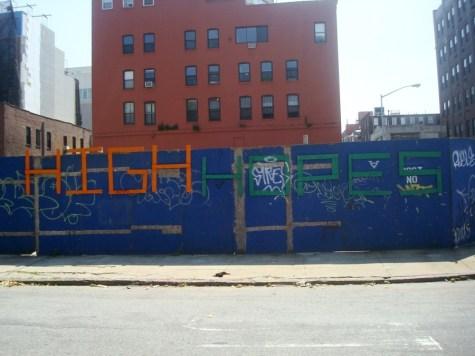 High Hopes en Williamsburg, Brooklyn