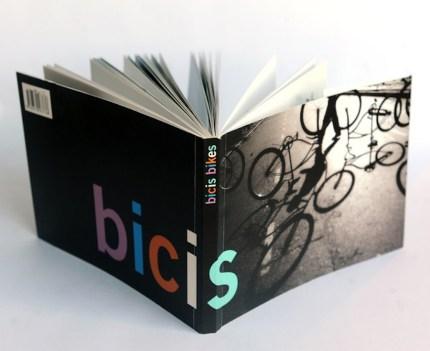 Tapa de Bicis, el libro de Fernando de la Orden