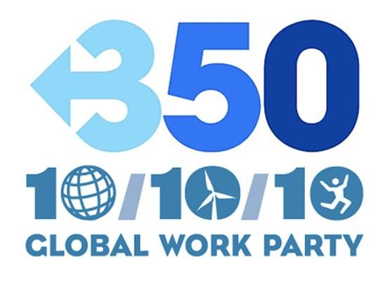 Día acción global de 350.org. Imagen.
