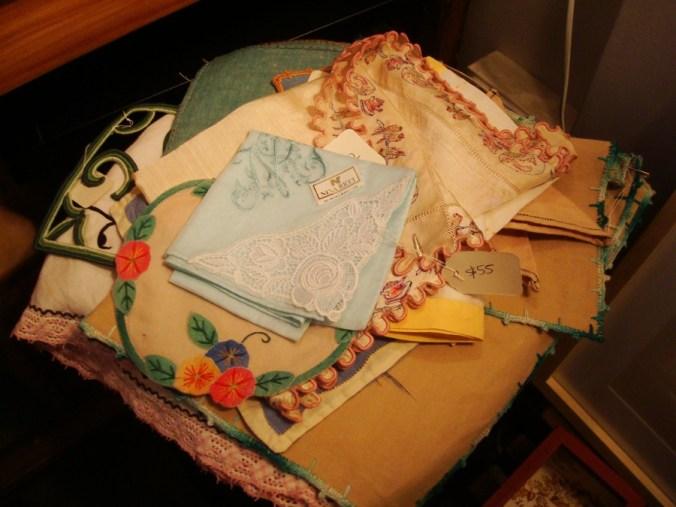 Pañuelos vintage