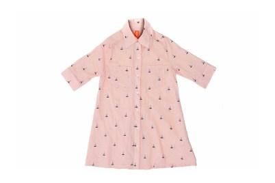 Inspiración moda verano 2011 - Camisola barquitos by Pesqueira