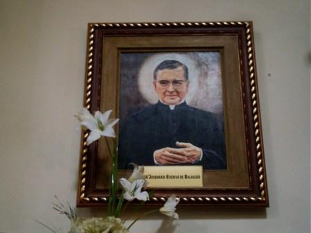 Dentro de una iglesia de Paraná