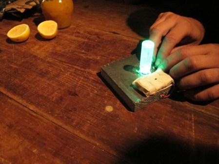 Experimentos con LEDs 4