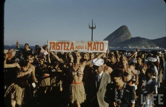 Río de Janeiro, Imagen de LIFE. Foto.