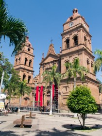 Catedral Metropolitana Basílica de San Lorenzo. Foto
