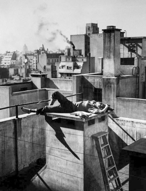 Veraneando en la ciudad. Annemarie Heinrich (1958). Foto