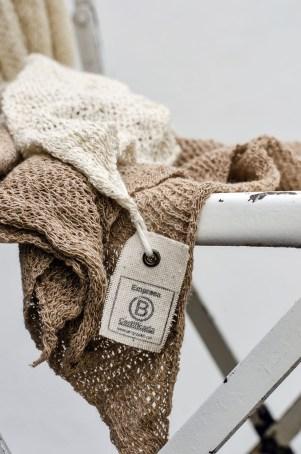 Accesorio 'Kikoy' de algodón nativo. ©Cúbreme