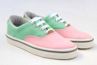 Colección 2014/2015 de las zapatillas ARDA. Foto