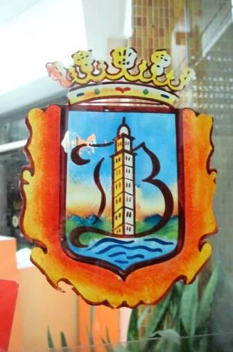 Escudo - Referencia fotográfica del periódico Amo Villa Crespo. Foto