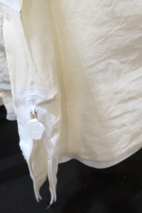 Puro Diseño 2015 - Detalle del vestido de Chain_García Bello. Foto