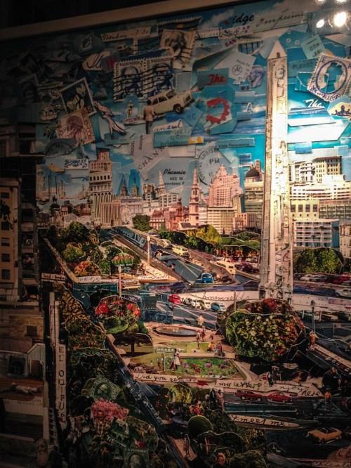 Detalle de Buenos Aires, parte de la serie Postales de ningún lugar. Foto
