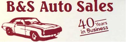 B&S Auto Sales