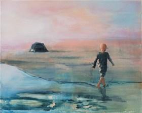 Morgen / Öl auf Leinwand / 40 x 50 cm / 2019