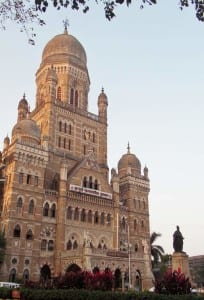 The Brinhanmumbai Municipal Corporation (BMC) building