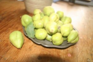Green Walnuts: Pick them in June whilst they can still be pierced with a needle