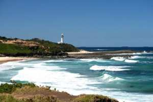 Norah Head Lighthouse  on the Central Coast of NSW.